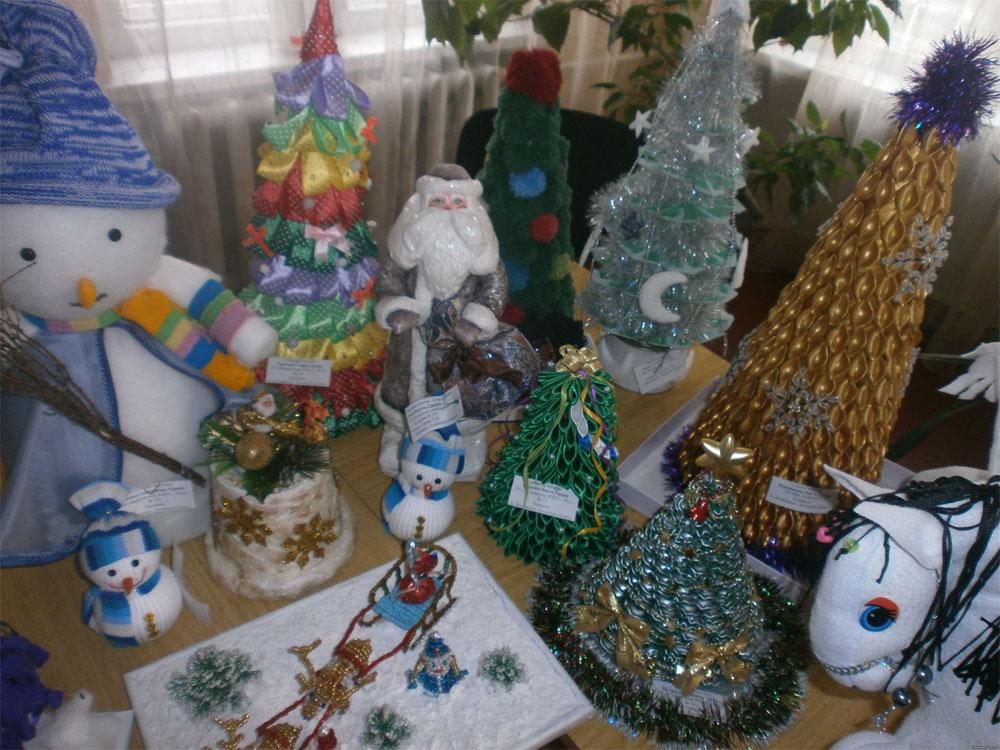 Конкурсы новогодних украшений